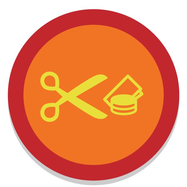 SMS Cost Cutter Icon