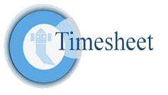Online TimeSheet Logo